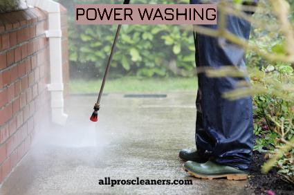 Power Washing company