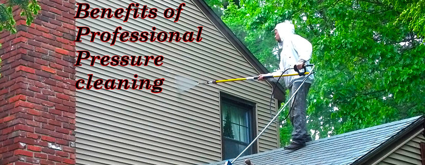professional power cleaning