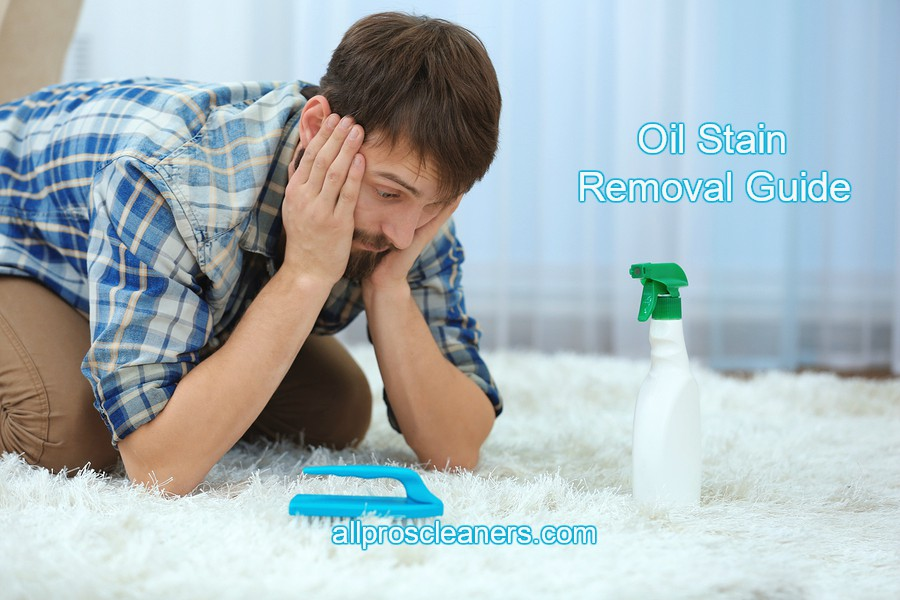 Remove Oil Stains From Carpet All Pro Carpet Care