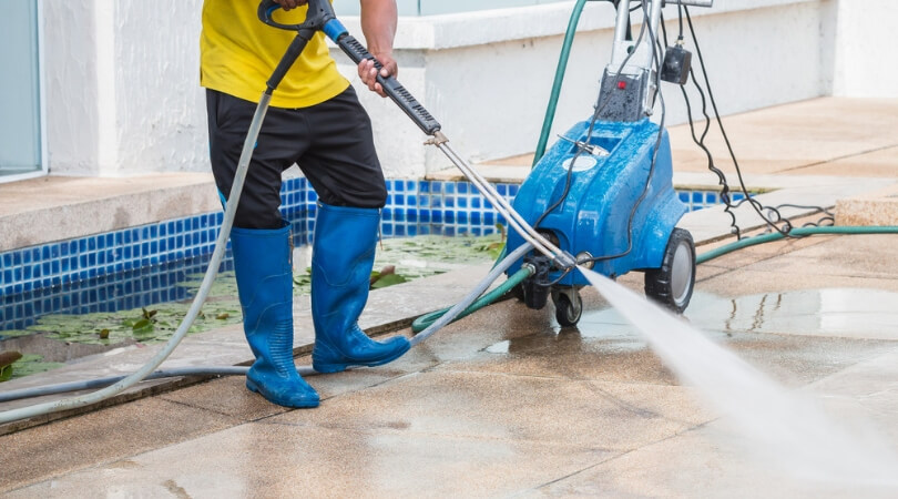 Professional Power Washing